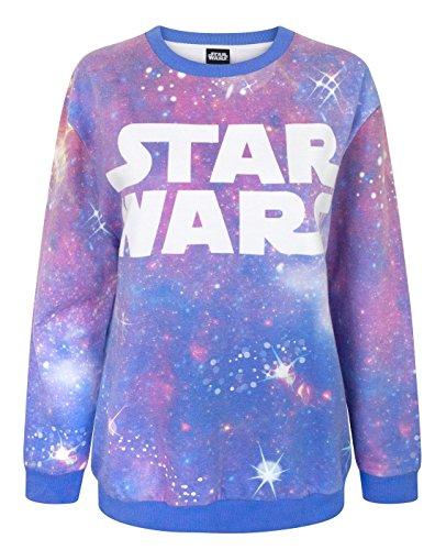 Star Wars Cosmic Women's Sublimation Sweatshirt ()