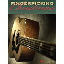 Fingerpicking Christmas: 20 Carols Arranged for Solo Guitar in Notes & Tablature
