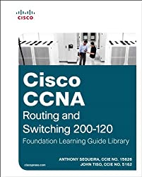 Cisco CCNA Routing and Switching 200-120 Foundation Learning Guide Library