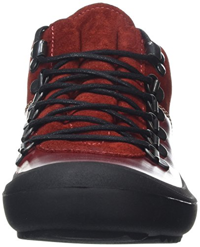 FLY LondonMage253fly - Scarpe da Ginnastica Basse Donna Rosso (Red/red 006)