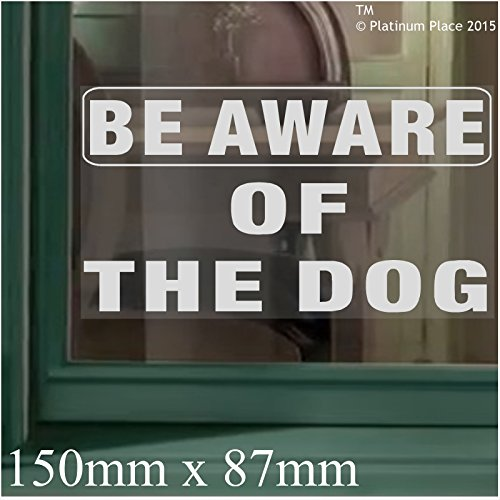 1-x-be-aware-of-the-dog-window-sticker-adhesive-vinyl-sticker-security-warning-sign-home-or-business