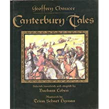 THE CANTERBURY TALES (Annotated) (English Edition)