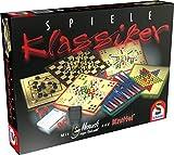 Schmidt Spiele 49120 49120-Klassiker Spielesammlung, bunt