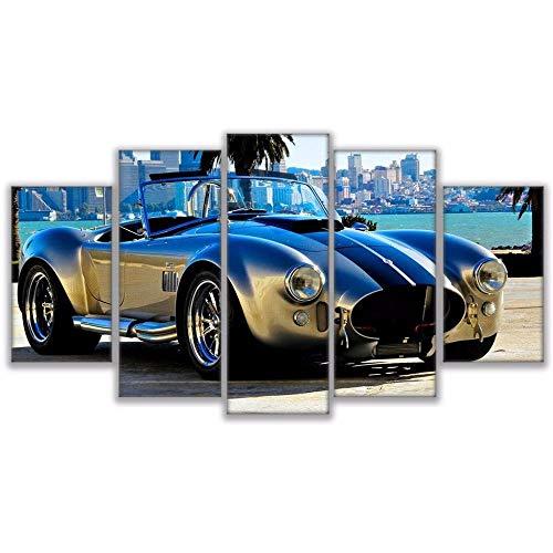Wandbild Ford Shelby