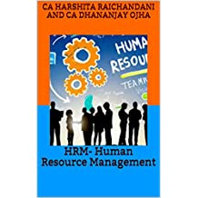 HRM- Human Resource Management (English Edition)