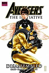 Avengers The Initiative: Disassembled