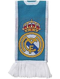 Adidas Real Madrid Scarf Teal/Black