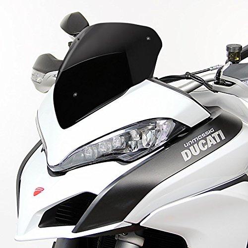 Sportscheibe MRA Ducati Multistrada 1200 15-17 schwarz