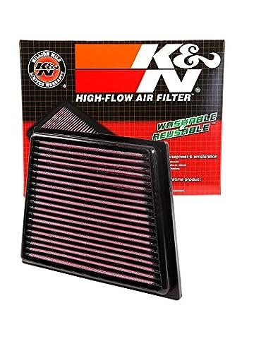 K&N 33-2955 Filtre à air de remplacement
