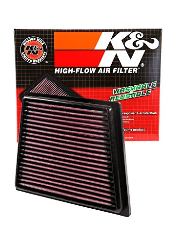 K&N Filters 33-2955 Replacement Air Filter Test