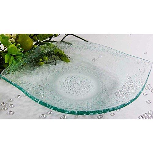 r Dotts Glasteller Servier Teller Snackteller Appetizer ()