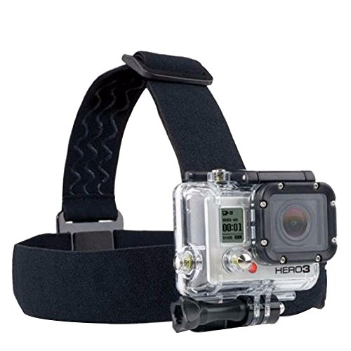 Qualilty Head strap mount For Sport Camera 10 Action Camera Head Mount Amp