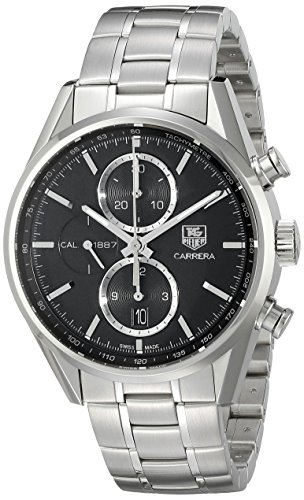 Tag Heuer CAR2110. BA0724 - Watch for Men Silver