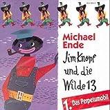 Jim Knopf und die Wilde 13 - CDs: Jim Knopf und die Wilde 13, Hörspiel, Audio-CDs, Tl.1, Das Perpetumobil, 1 CD-Audio