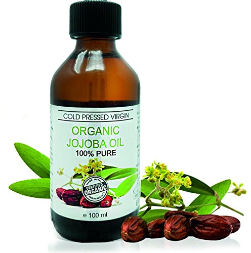 Aceite Ecológico Virgen Jojoba 100 ml Prensado Frío