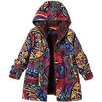Luckycat Chaqueta Suéter Abrigo Jersey Mujer Invierno Talla Grande Hoodie Sudadera con Capucha Mujer Caliente y Esponjoso Top
