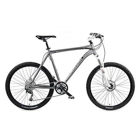 Mountainbike 26 Zoll Alu Herren 30 Gang Shimano Deore RH 56 hydraulische Scheibenbremse