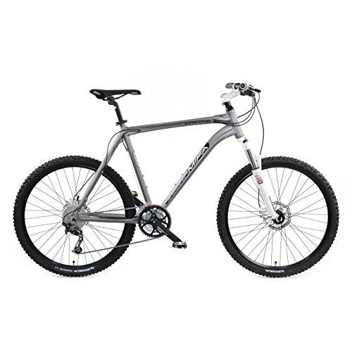 Mountainbike 26 Zoll Alu Herren 30 Gang Shimano Deore RH 56 hydraulische Scheibenbremse (Downhill-mountain-bike-bremsen)
