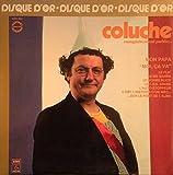 Coluche disque d' or 33 tours vinyle