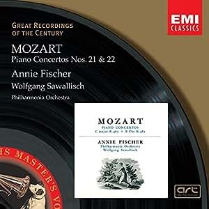 Piano Concertos Nos. 21 And 22 (Sawallisch, Po)