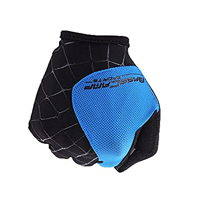 HYSENM Spinnennetz Radsport Smartphone Handschuhe für Damen und Herren mit Touchscreen-Funktion Lang Sport Zubehör