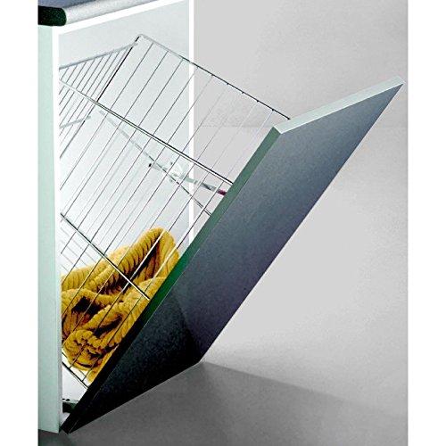 CESTO PARA LA ROPA - ancho puerta 300mm