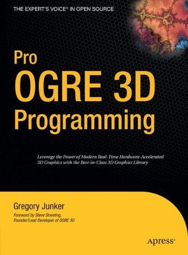 Pro OGRE 3D Programming por Gregory Junker