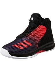 adidas Court Fury 2016 K, Zapatillas de Baloncesto Para Niños
