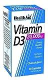 HealthAid 20000iu Vitamin D3