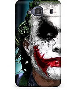 Amez designer printed 3d premium high quality back case cover for Xiaomi Redmi 2S (The Joker)