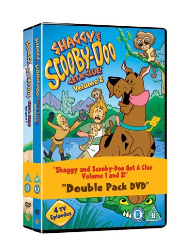 Shaggy And Scooby Get A Clue Vols. 1-2