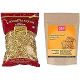 LaxmiNarayan Chiwda Best Chiwda/Poha Chiwda-500 g and Mumbai Assorted Chikki-200 g