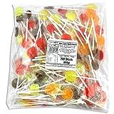 Confezione grande frutta lecca-lecca, 200pezzi, 800G