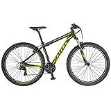 Scott montaña Aspect 780Grey Yellow, Color Gris Oscuro, tamaño XS