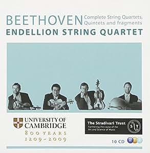 Beethoven : Intégrale des quatuors et quintettes à cordes (Coffret 10 CD)
