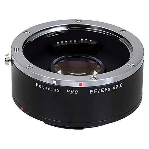 Fotodiox - Téléconvertisseur Pro - Autofocus 2x - pour appareil photo Canon EOS EF, EF-S (APS-C & Full Frame)