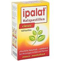 Ipalat Halspastillen classic, 160 St. Pastillen preisvergleich bei billige-tabletten.eu