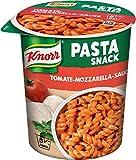 Knorr Snack Bar Pasta Snack Tomaten-Mozzarella-Sauce 1 Portion (8 x 72 g)