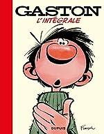 Gaston Intégrale - Tome 0 - Gaston L'intégrale (réédition) de Franquin