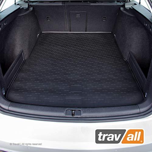 Travall® Liner Kofferraumwanne TBM1002 - Maßgeschneiderte Gepäckraumeinlage mit Anti-Rutsch-Beschichtung