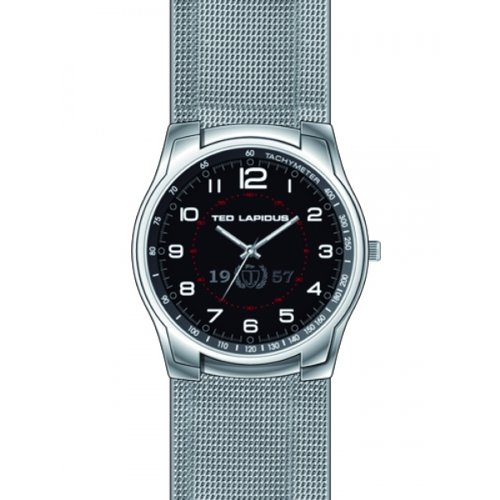 Ted Lapidus 5124703 - Reloj analógico de cuarzo para hombre