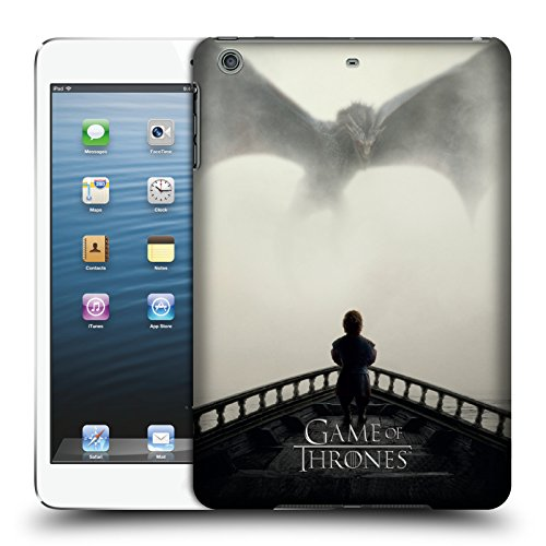Offizielle HBO Game Of Thrones Rache Key Art Ruckseite Hülle für Apple iPad mini 1 / 2 / - 128 Mini 2 Ipad Cellular Gb