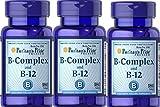 3 VITAMINA B12 Y B COMPLEX 180 COMPRIMIDOS ( MEMORIA Y STRESS )