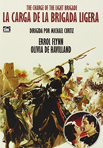 The Charge of the light Brigade - La carga de la brigada Ligera - Michael Curtiz - Errol Flynn.