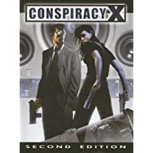 Conspiracy X 2.0 by David F Chapman (25-Aug-2004) Hardcover