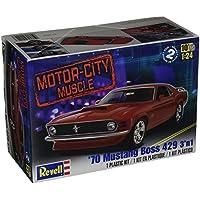 Revell 12149 Modellino '70 Mustang Boss 429 3'n 1 Scala 1:24 in (70 Boss 429 Mustang)