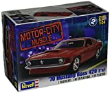 """Best Revell Muscle Cars - Revell Monogram 1:24 Scale """"MC Boss 429 Mustang Review"""