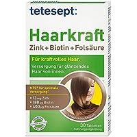 Tetesept Haarkraft, 30 Stück preisvergleich bei billige-tabletten.eu