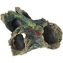 Ornamento del Acuario - TOOGOO(R) Madera de arbol del Ornamento del Acuario Decoracion Para Fish Tank, 100% Sguro para la Dcoracion de Tanque de Pez