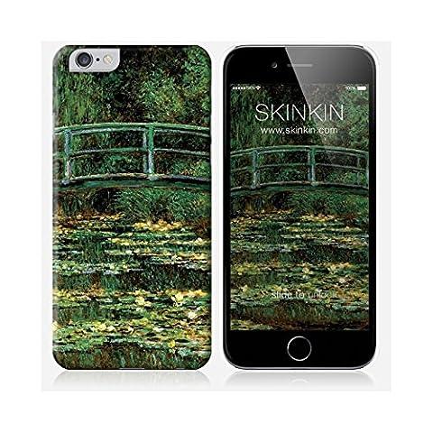 iPhone 6 Plus Skin, Sticker, Schutzfolie - Originales Design : Le Pont Japonais von Claude Monet